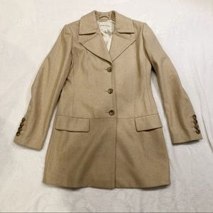 Banana Republic | Wool Blend Pea Coat M